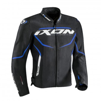 Motorradjacke Ixon Sprinter Black Blue