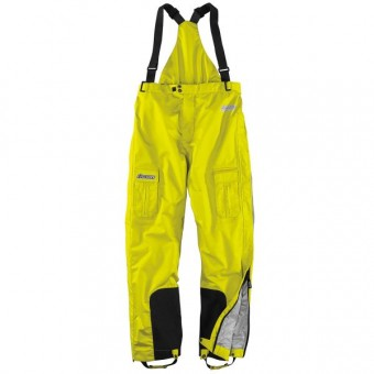 Regenhose ICON PDX Bib Hi-Viz Yellow
