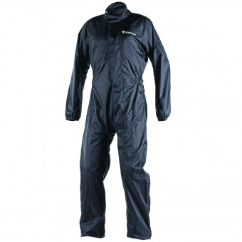 Regenkombis Dainese D-Crust Plus Suit Black