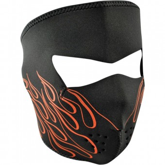 Schutzmaske Zanheadgear Orange Flame