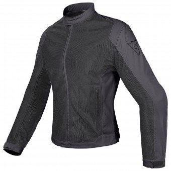 Motorradjacke Dainese Air-Flux D1 Lady Black