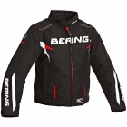 Motorradjacke Bering Fizio Kid Black White Red