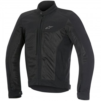 Motorradjacke Alpinestars Luc Air Black