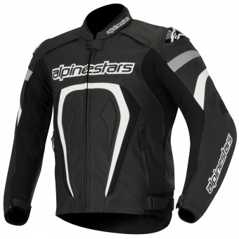 Motorradjacke Alpinestars Motegi Perforated Black