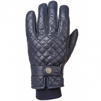 Motorradhandschuhe Ride & Sons Bullit Midnight Blue