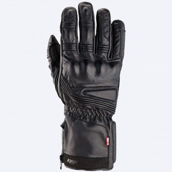 Motorradhandschuhe Knox Covert Leather Black