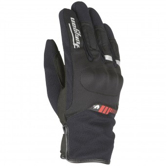 Motorradhandschuhe Furygan Jet All Season Black Red