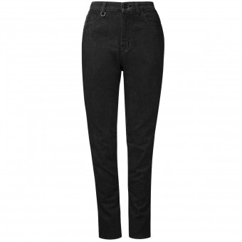 Motorradjeans Knox Roseberry Women Black