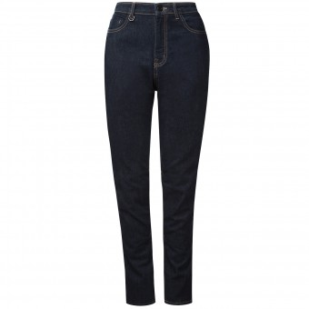 Motorradjeans Knox Roseberry Women Blue
