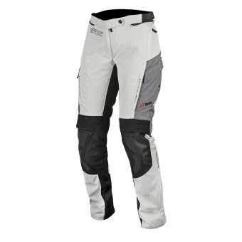 Motorradhose Alpinestars Stelle Andes V2 Drystar Light Grey Pants