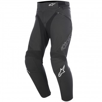 Motorradhose Alpinestars Jagg Leather Black