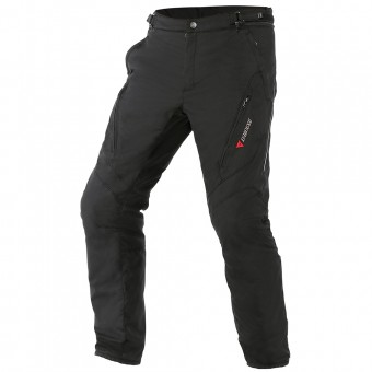 Motorradhose Dainese Tempest D-Dry Black Pant