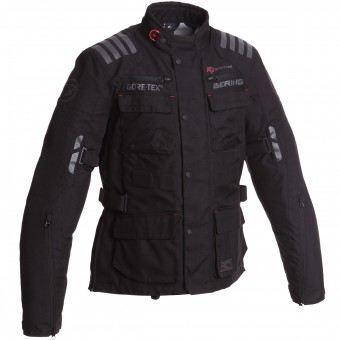 Motorradweste Bering Michigan Gore-Tex Black