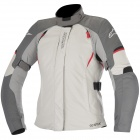 Motorradweste Alpinestars Stella Ares Gore-Tex Light Grey