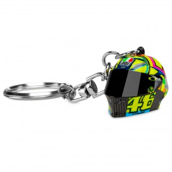 Geschenkartikel VR 46 Key Holder Multicolor 3D VR46