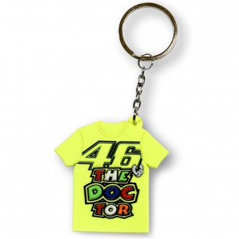 Geschenkartikel VR 46 Key Holder T-Shirt VR46