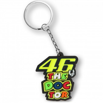 Geschenkartikel VR 46 Key Holder The Doctor VR46