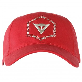 Motorrad Kappen Dainese Cap Chain Coral