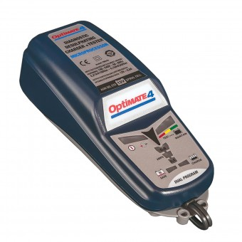 Motorrad Batterie Tecmate Optimate 4 Dual Program