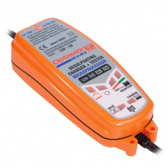 Motorrad Batterie Tecmate Optimate DC - DC