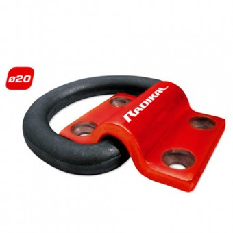 Motorrad Bodenanker Radikal Parking Security RK60