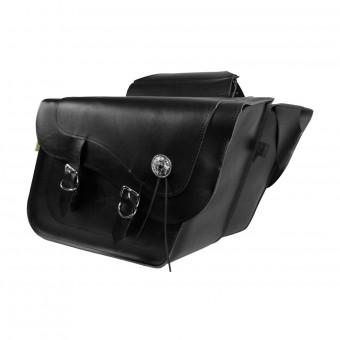 Seitentaschen Wille & Max Fleetside Deluxe Saddlebags