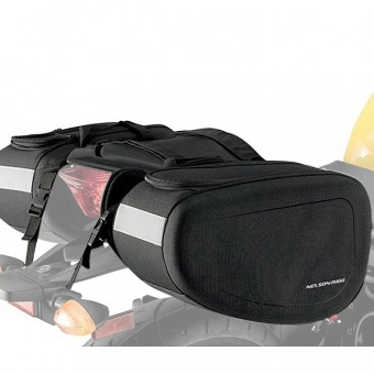 Seitentaschen Nelson-Rigg Spirit Touring Saddlebag