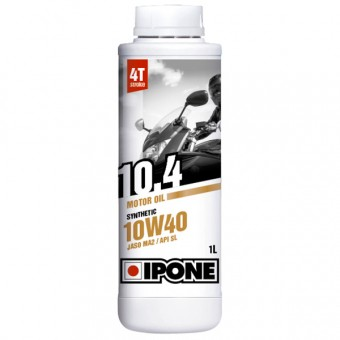 Motoröl IPONE 10.4 - 10W40 Synthetic - 1 Liter 4T