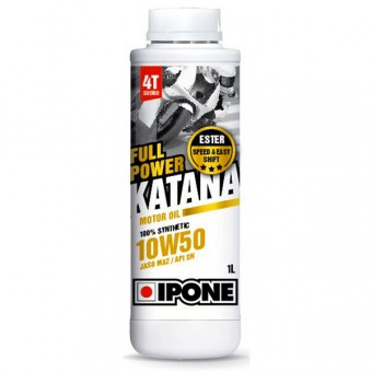 Motoröl IPONE Full Power Katana - 10W50 100 % Synthetic - 1 Liter 4T