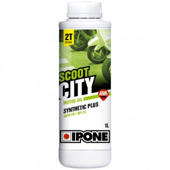 Motoröl IPONE Scoot City Fräser - Synthetic Plus - 1 Liter 2T
