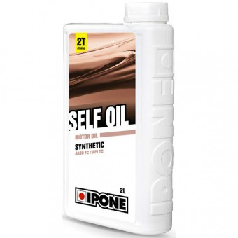 Motoröl IPONE Selfoil - Synthetic - 2 Liter 2T