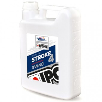 Motoröl IPONE Stroke 4 - 0W40 100 % Synthetic - 4 Litter 4T