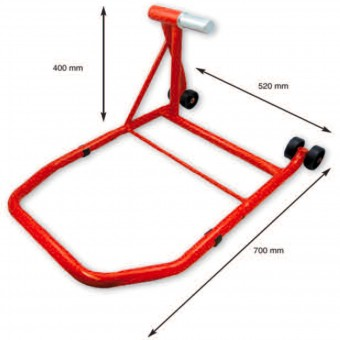 Montageständer MAD Rear Single-Sided Paddock Stand