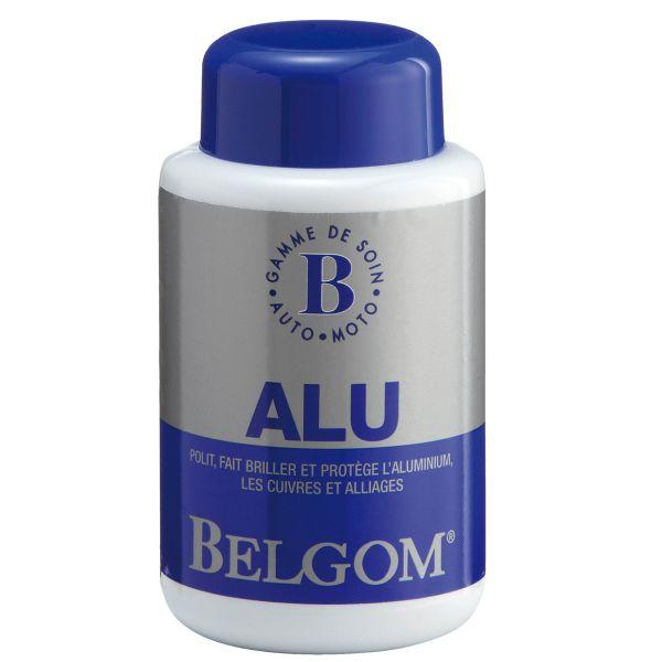 Reinigung & Pflege Belgom Alu
