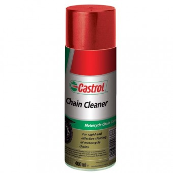 Pflege Sprays Castrol Chain Cleaner 400 ml