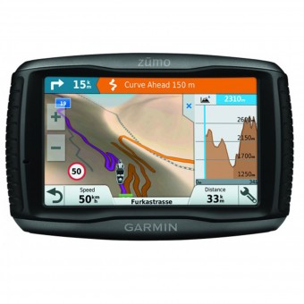 GPS-Navigation Garmin Zumo 595 Travel Edition