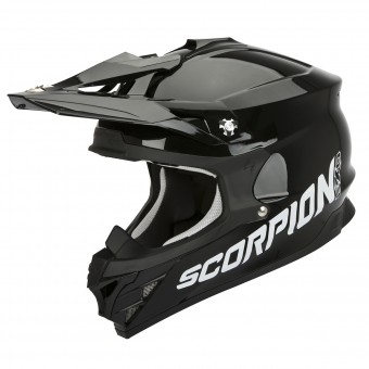 Casque Cross Scorpion VX-15 Evo Air Schwarz