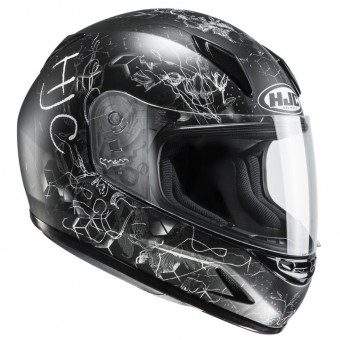 Casque Kinder HJC CLY Vela MC5SF