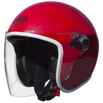 Casque Kinder Premier Baby Visor U2 Red
