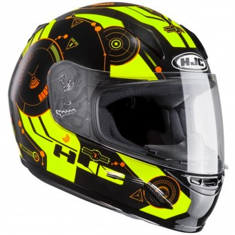 Casque Kinder HJC CLY Simitic MC4H