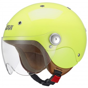 Casque Kinder Givi J.03 Junior 3 Neon Yellow