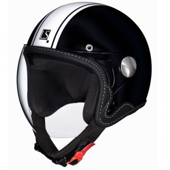Casque Kinder Laura Smith Junior Schwarz Matt