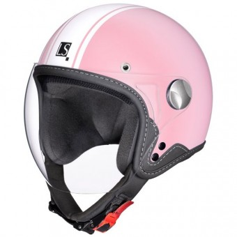 Casque Kinder Laura Smith Junior Rosa