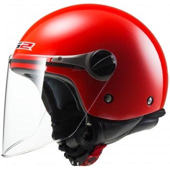 Casque Kinder LS2 Wuby Red OF575J
