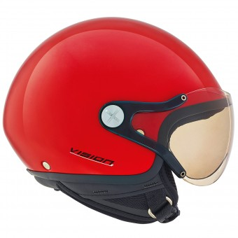 Casque Kinder Nexx X60 Kids Vision Plus Rot