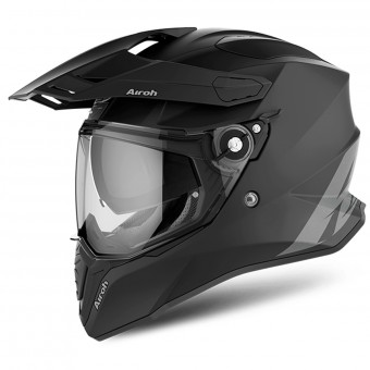 Casque Integral Airoh Commander Black Matt