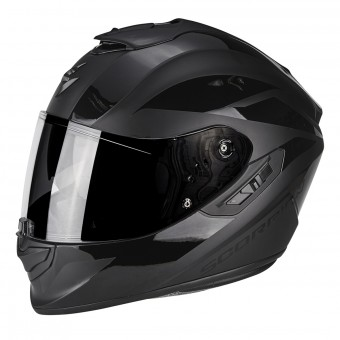 Casque Integral Scorpion Exo 1400 Air Freeway II Matt Black