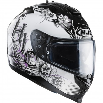 Casque Integral HJC IS 17 Barbwire MC31