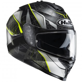 Casque Integral HJC IS17 Daugava MC4HSF