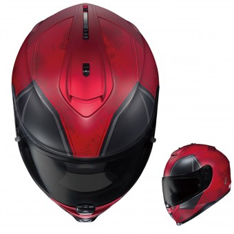 Casque Integral HJC IS17 Deadpool MC1SF